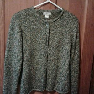 Women's Fall cardigan by Christopher Banks size S